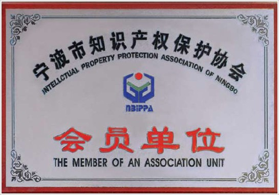 Ningbo association of intellectual property rights protection
